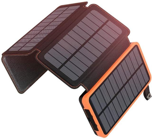Best Solar Power Bank Addtoop