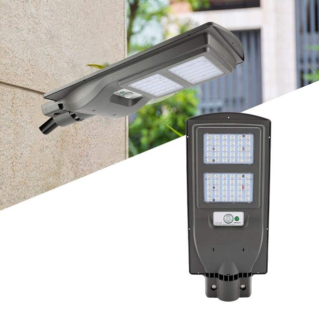 Eecoo Solar Light Camera with LED Light
