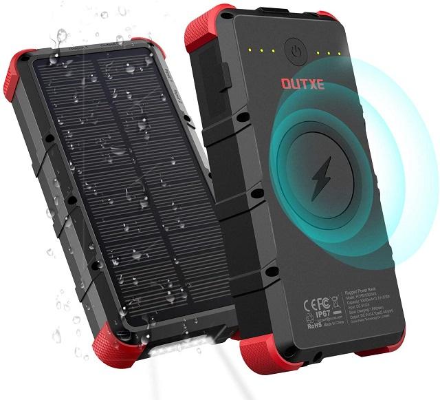 OUTXE W20 Wireless Power Bank