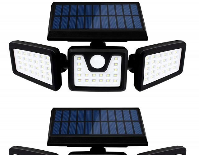 Solar Motion Light and Solar Security Light for You