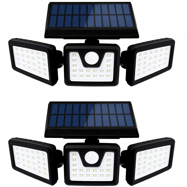 Otdair Solar Security Light