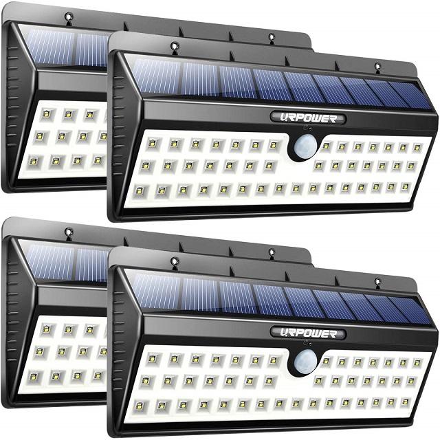 URPOWER Solar Motion Light