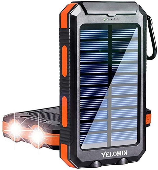 Best Solar Power Bank Yelomin