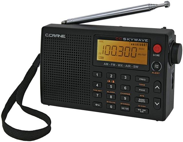 Best AM Radio C Crane CC Skywave