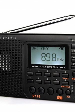 Best AM Radio- Portable Radio for You