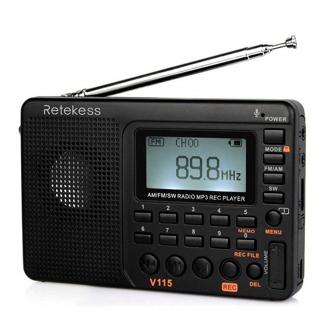 Best AM Radio Retekess V115
