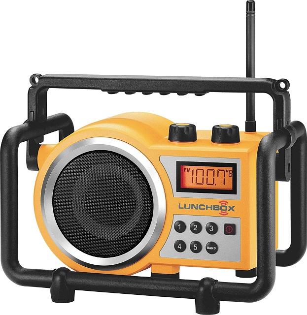 Sangean LB-100 Ultra Rugged Compact AM -FM Radio