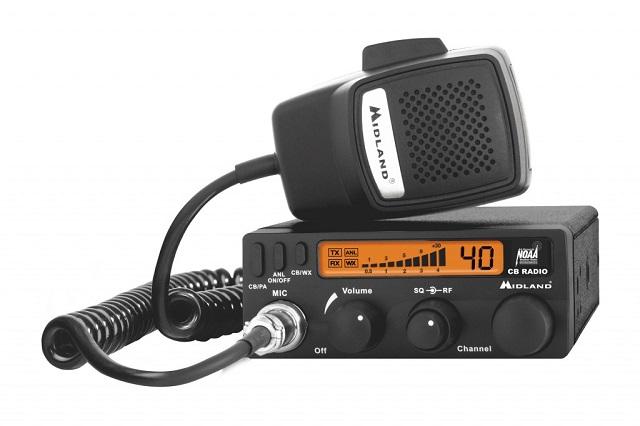 1001LWX Midland CB Radio