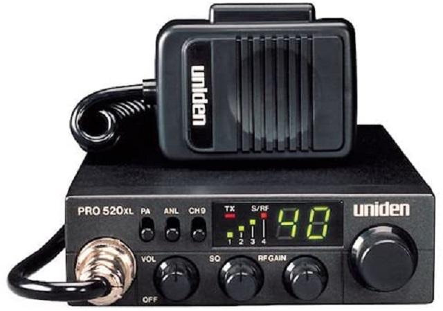PRO520XL Uniden Pro Series CB Radio