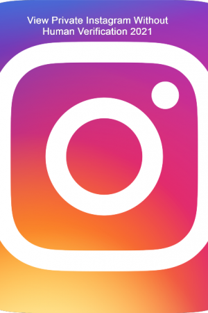 View Private Instagram Without Human Verification 2021