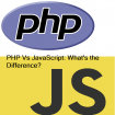 PHP Vs JavaScript: What's the Difference?